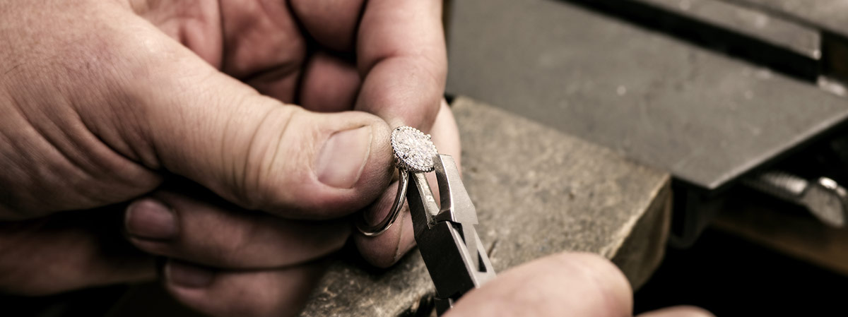 Hand Crafted Forever One Moissanite Jewelry